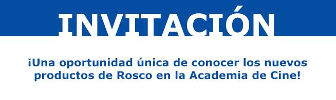 Invitación-Conoce lo ultimo de ROSCO-Showroom @ MADRID 28 de NOVIEMBRE Invite_slices_01