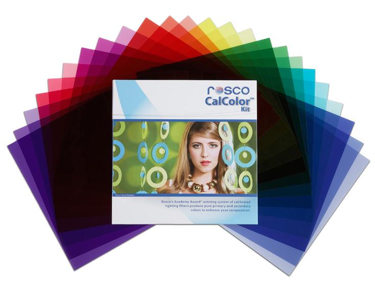 calcolor filter kit rosco
