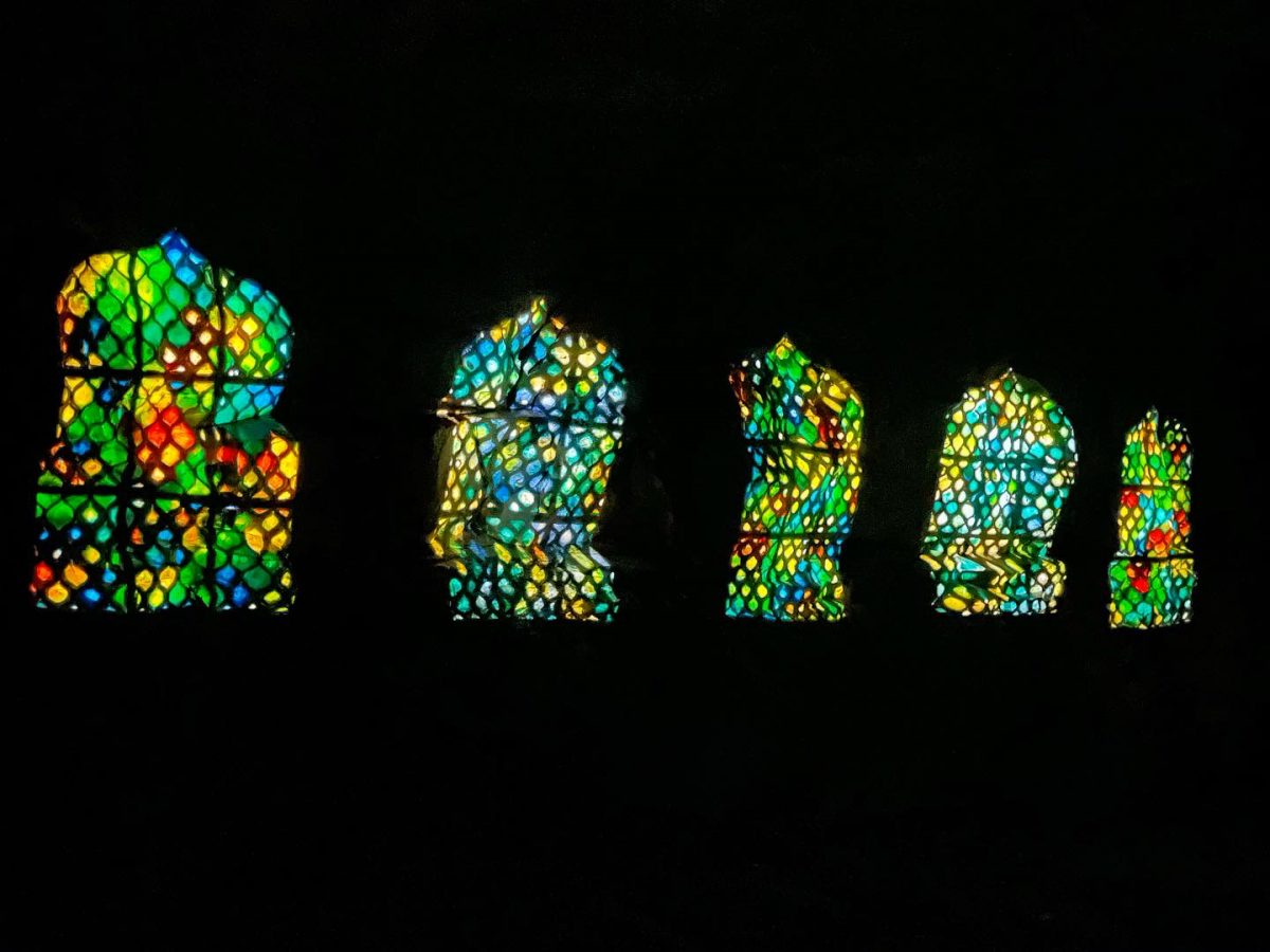 window projections