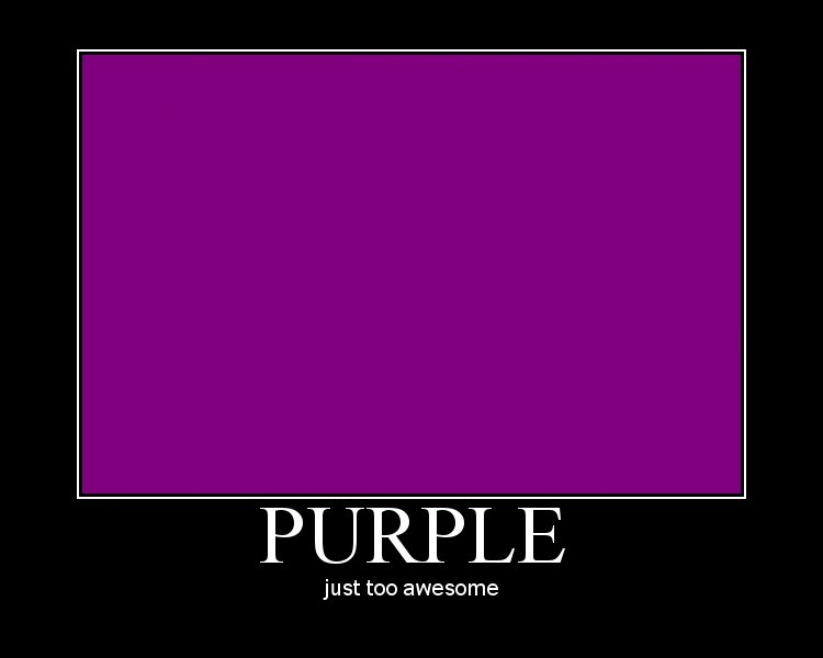 What Is Your Purple Cow