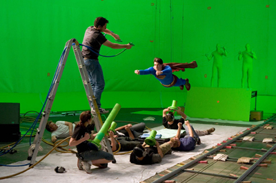Going Green-Screen with Rosco
