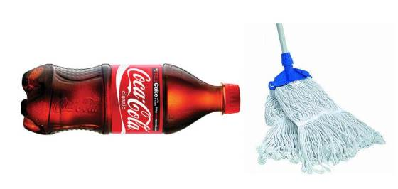 Coke and Mop
