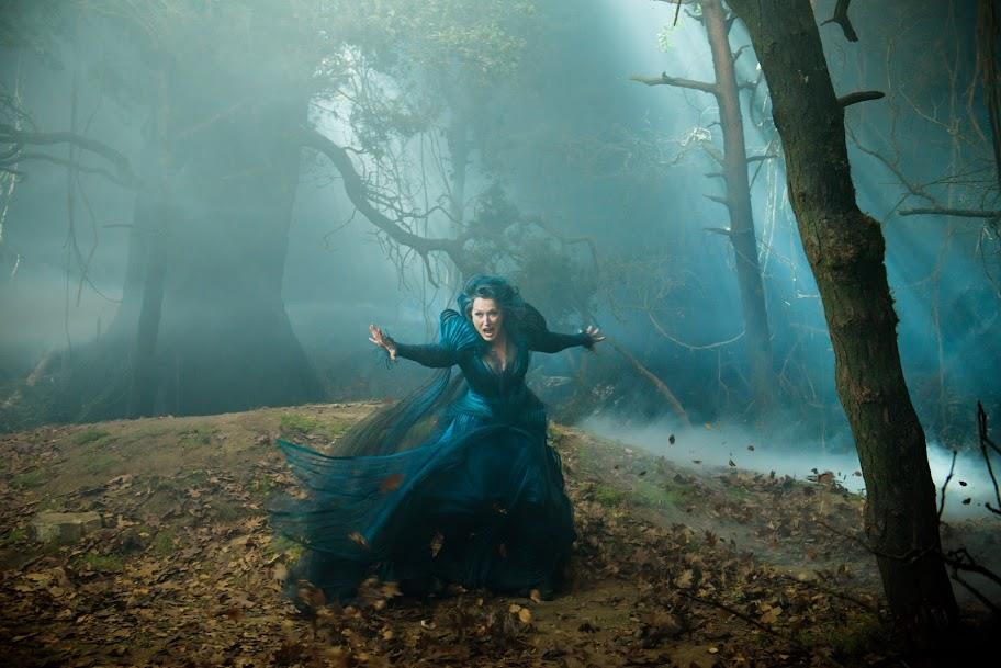 Meryl Streep as The Witch in Disney's Into the Woods
