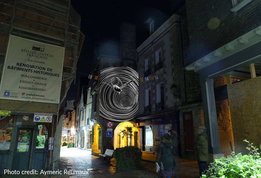 projections + augmented reality
