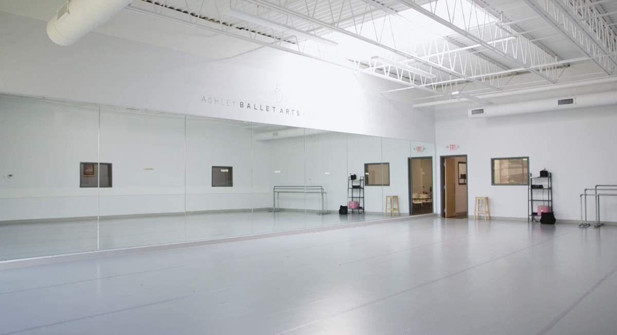 Ashley Ballet Arts Expands With Rosco Floors Rosco Spectrum