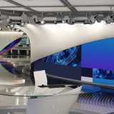 Rosco Provides Broadcast Lighting Solutions For Al Arabiya's New Studios