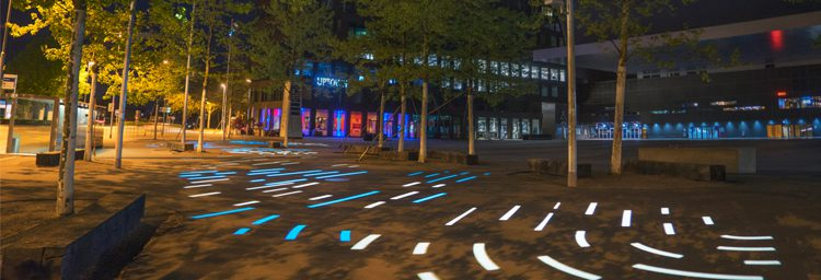 Bringing Invisible Energy Flows To Light With Rosco Gobos