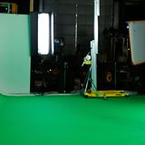 "One Example Of How Green Screen Paint Is ""Safer & More Efficient"" Than Fabric"
