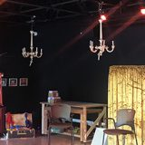 Braq Cubes<sup>®</sup> Illuminate Bob's Petite Theater At Oxy Arts