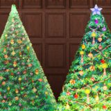 Paint Your Own Magical Nutcracker Christmas Tree
