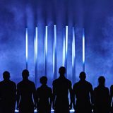 Creating An Architectural Environment With Dance And Light