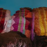 A Knomadic Collaboration Of Color & Projection