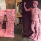 Any Way You Slice It – FoamCoat Is The Best Choice For Coating A Foam Sculpture