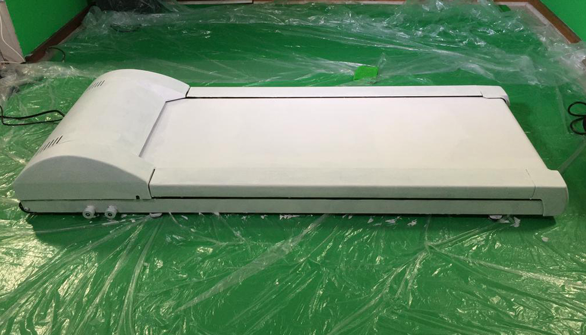 How to Paint a Green Screen Treadmill in 3 Steps | Rosco ...