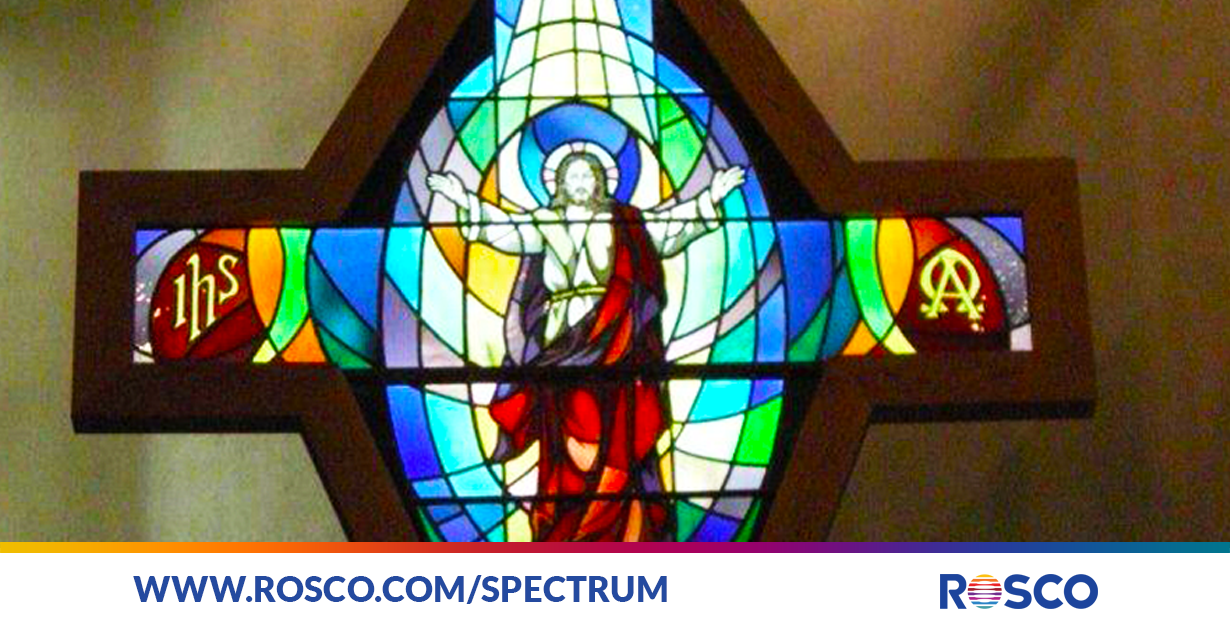 Illuminating The Inspirational Details In Stained Glass Artistry Rosco Spectrum