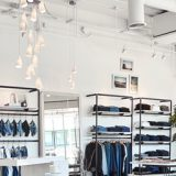 Retail Lighting Design That Is <br>Light, Bright &#038; Effortlessly Chic