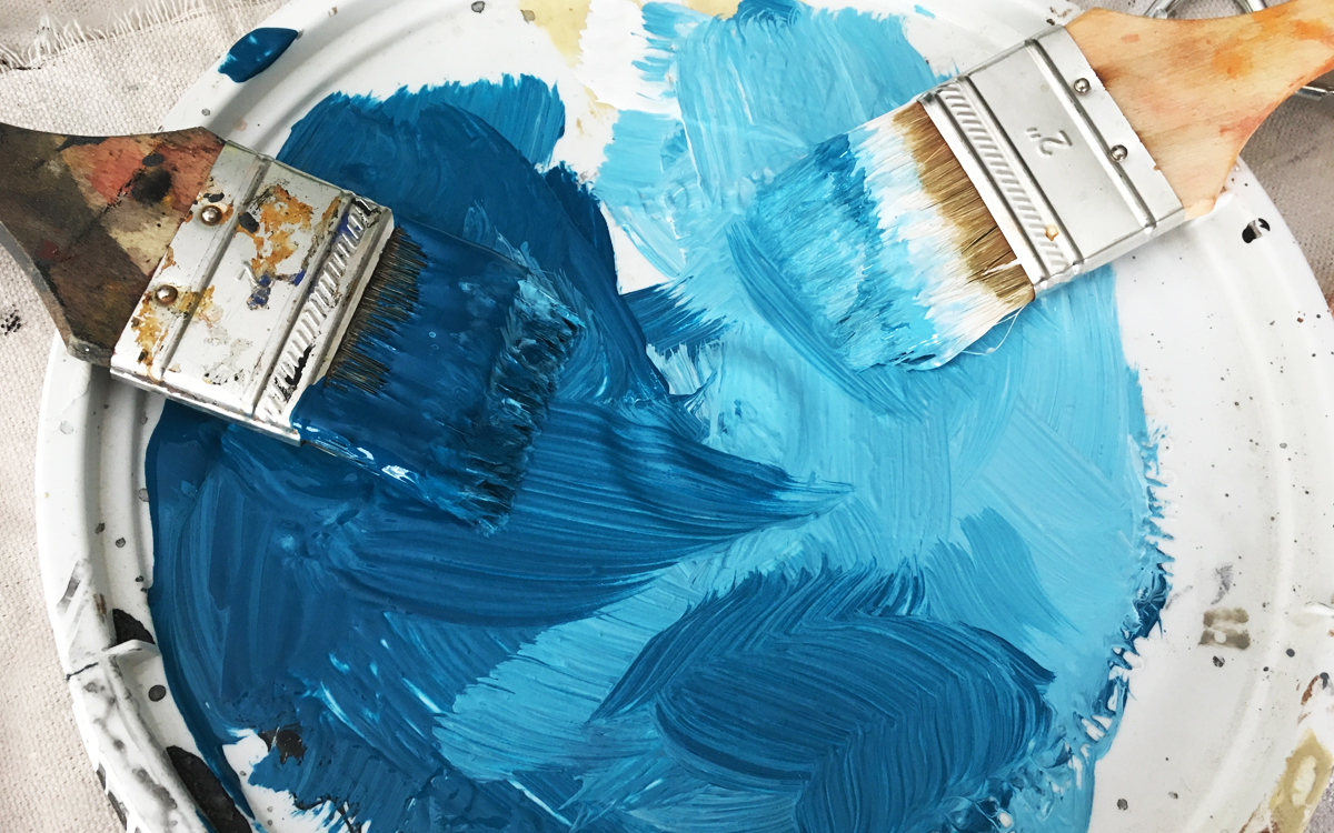 Pro-Tips For Painting Pretty Patinas | Rosco Spectrum