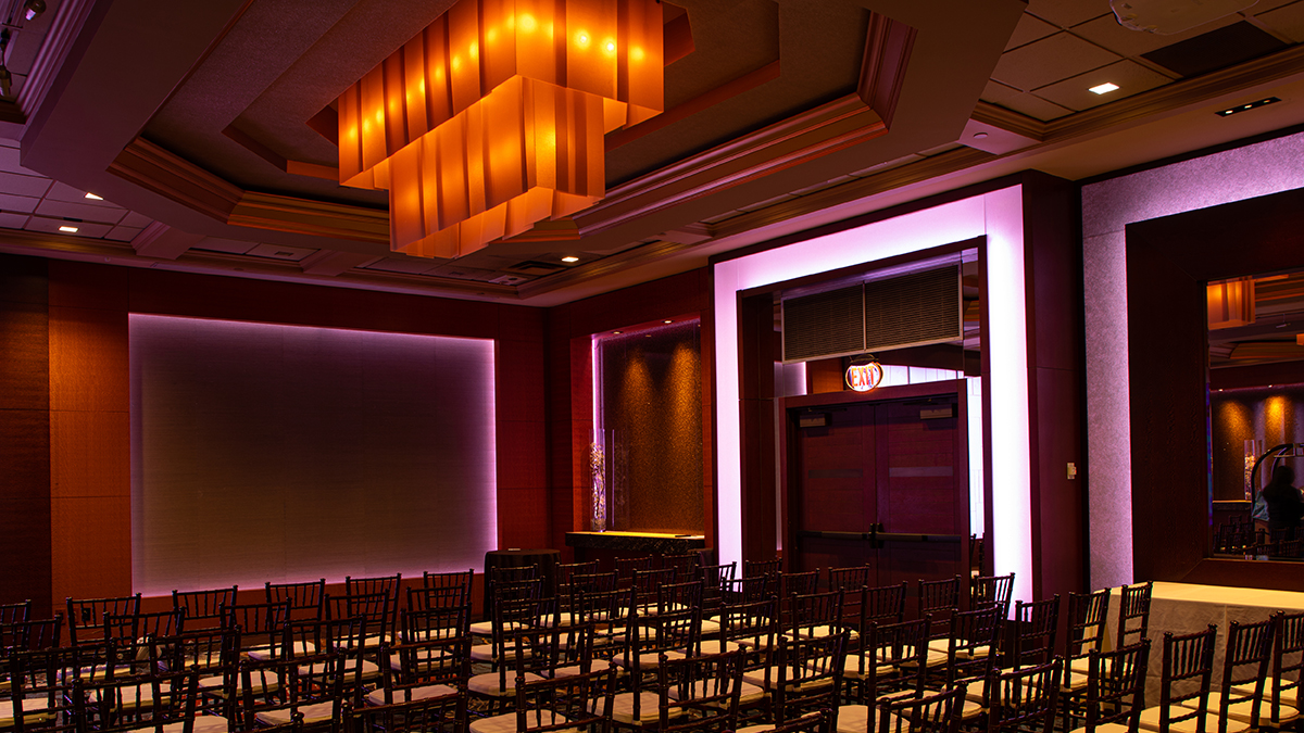 Event Space Lighting