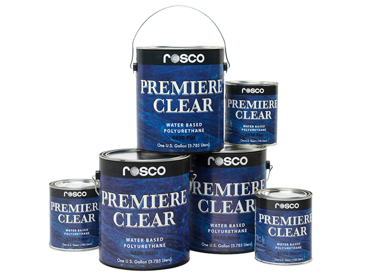 Stepping Up To Premiere Clear | Rosco Spectrum