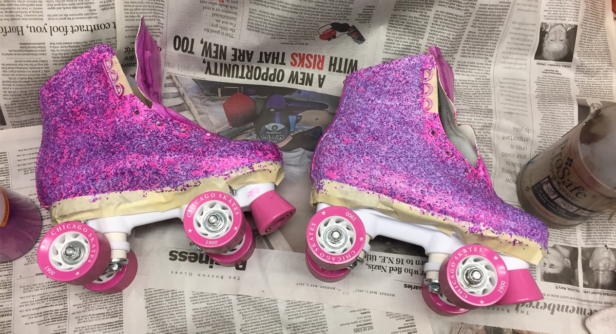 Defuse The Glitter Bomb! How To Create Sparkly Costumes