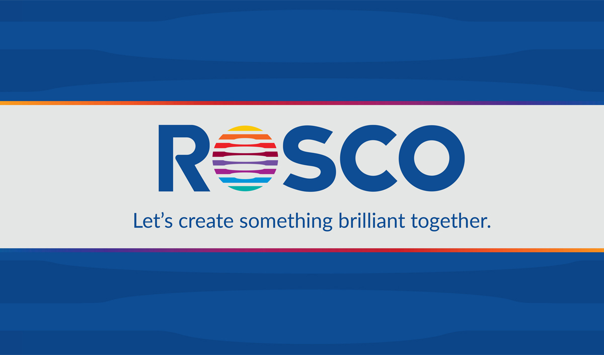 Let's create something brilliant together  | Rosco Spectrum