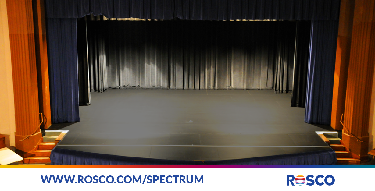 Tough Prime Black The Perfect Choice For Stage Floors Rosco Spectrum