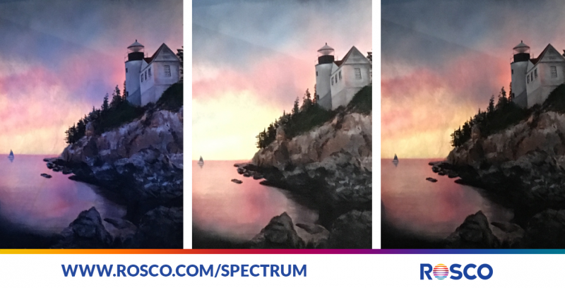 How To Create Translucent Backlit Scenery Effects | Rosco