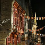Gobo Projections + Augmented Reality Highlight The History Of Vitré, France
