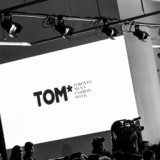 Braq Cubes Light the Runway for TOM*