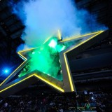 Miro Cubes Take The Ice With The Dallas Stars